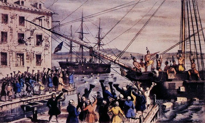 were colonists justified waging war