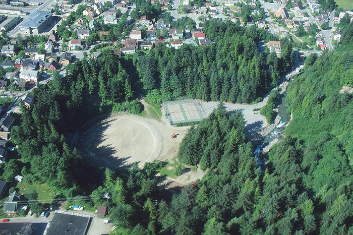Evergreen Bowl - Cope Park.