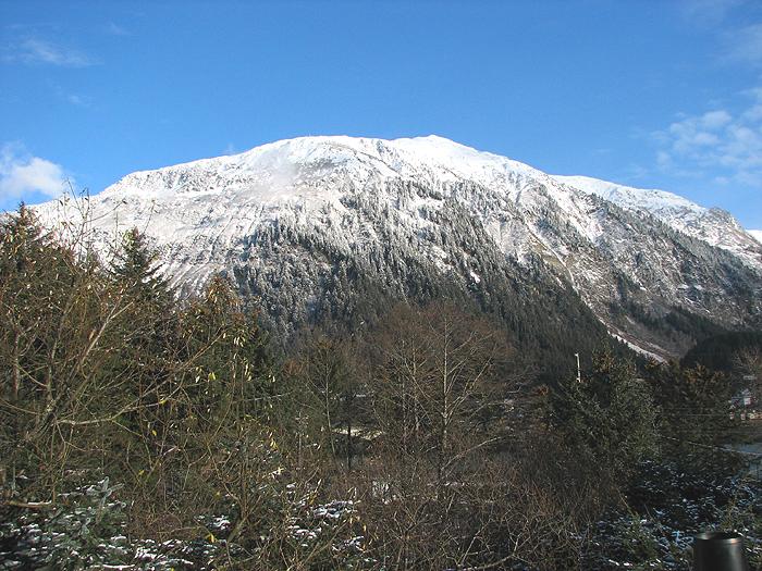 Mt. Juneau.