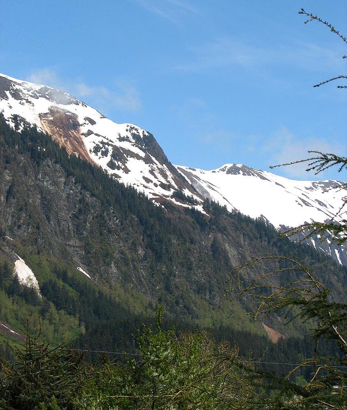 Slide on Mt. Juneau - Part 3: The Big Picture.